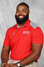 Terrence Hearst, Assistant Strength and Conditioning Coach